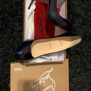 Sexy never worn before red bottoms